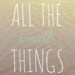 All the Small Things…Bonding