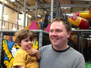 Soft play lessons