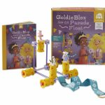 Goldieblox and My First Giveaway