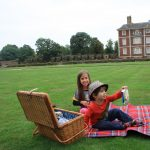 The Last Picnic of the Summer at Ham House