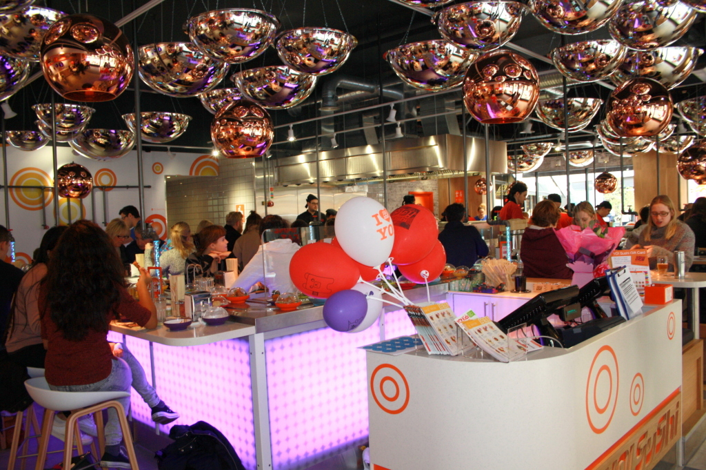 Yo Sushi Leamington