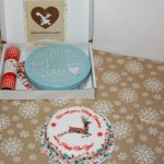 Christmassy Cake from Baker Days (and Giveaway)