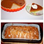 Pumpkin Pie vs Pumpkin Cake