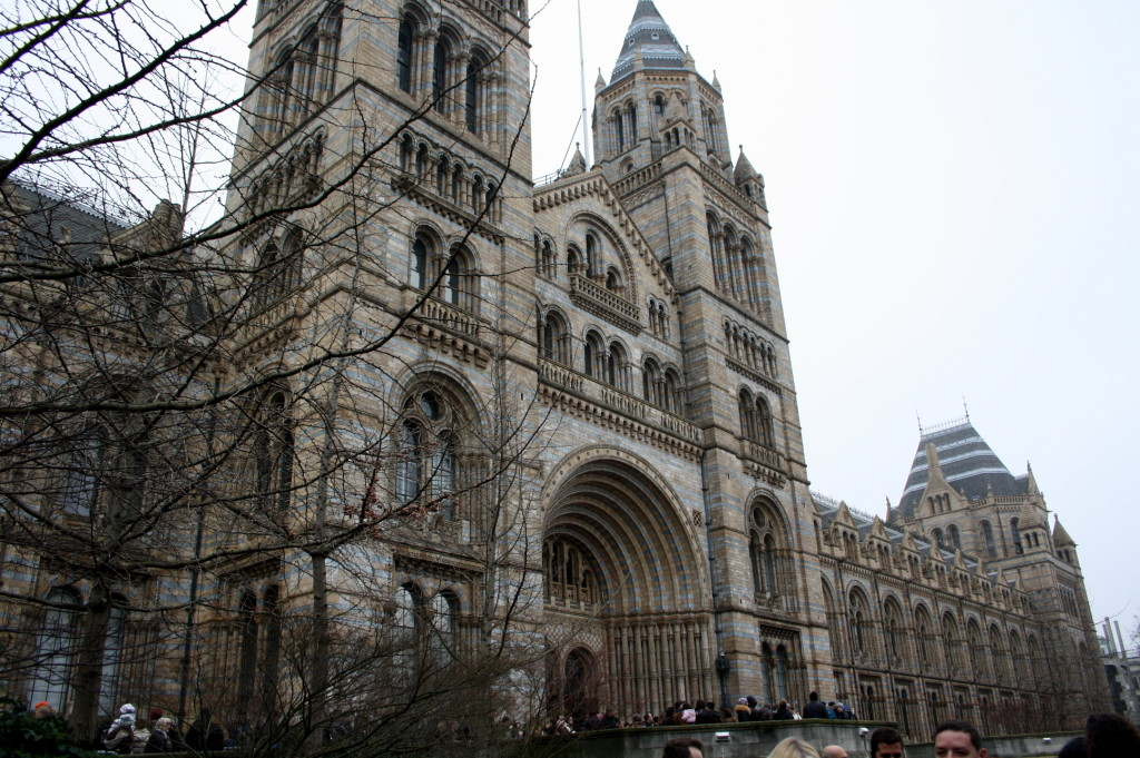 London Favourites: Natural History Museum
