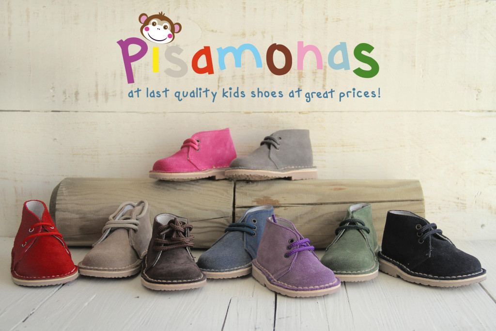 Pisamonas Shoes for Mummy and Mini-me