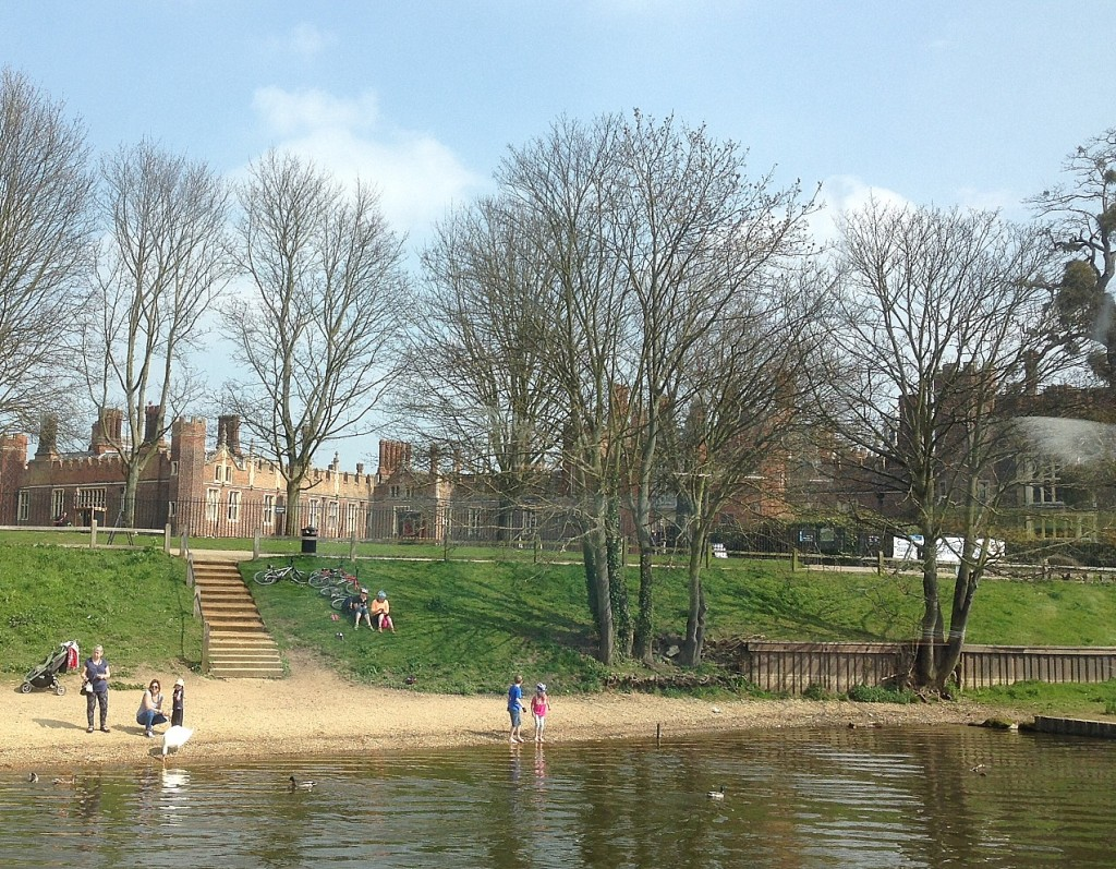 The Boat to Hampton Court