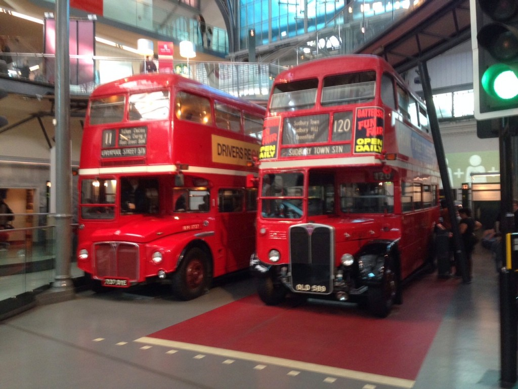 London Favourites: London Transport Museum