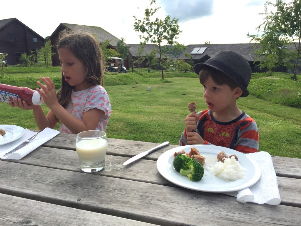 Family Holiday at Bluestone Wales