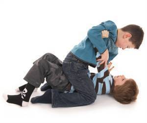 aggression in boys