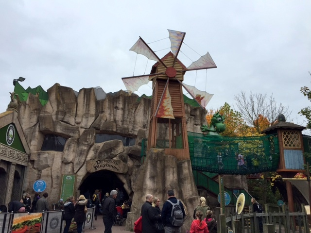 Howloween at Chessington