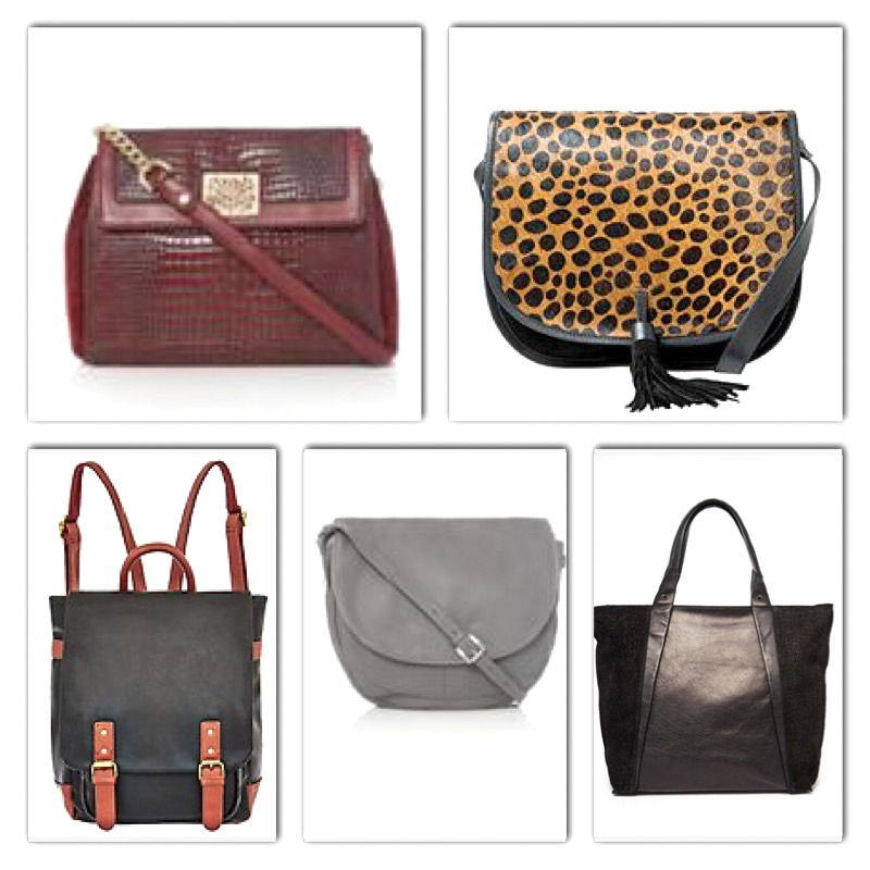 autumn/winter handbags for under £100