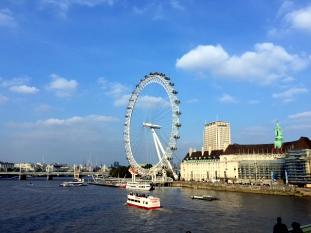 Seeing the Sites in London