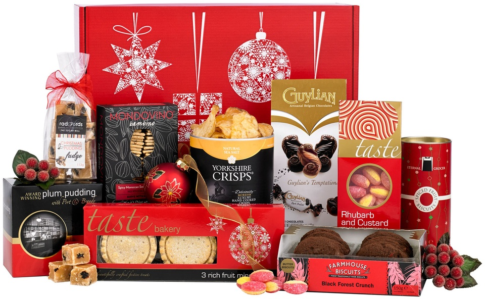 A Christmas Hamper Giveaway