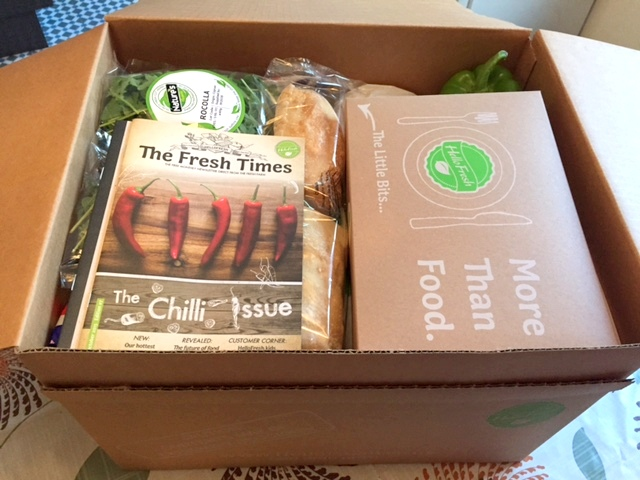What's For Dinner With Hello Fresh
