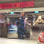 A Night At Rossopomodoro & John Lewis Kingston