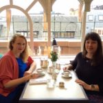 Tea For Two at Harrods