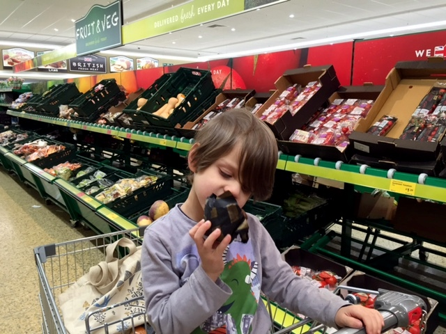 Our Aldi Shopping Challenge
