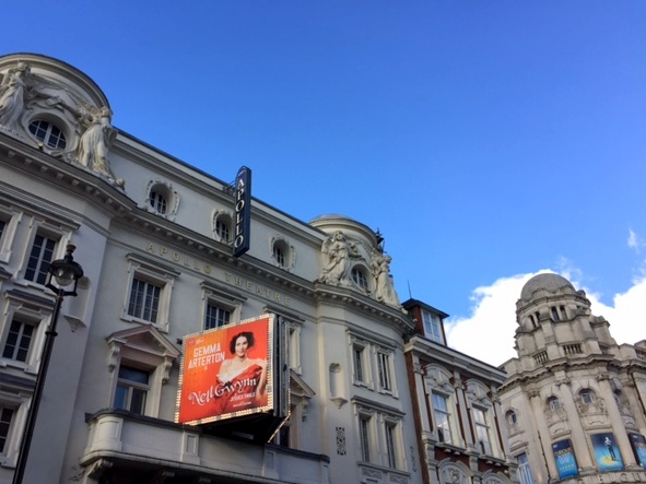 Nell Gwynn in London's West End