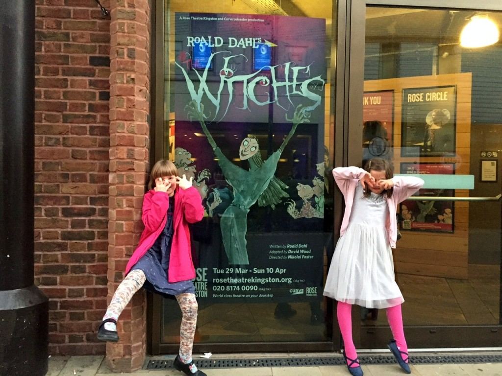 The Witches at The Rose Theatre Kingston