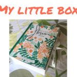 My Little Box – April 2016