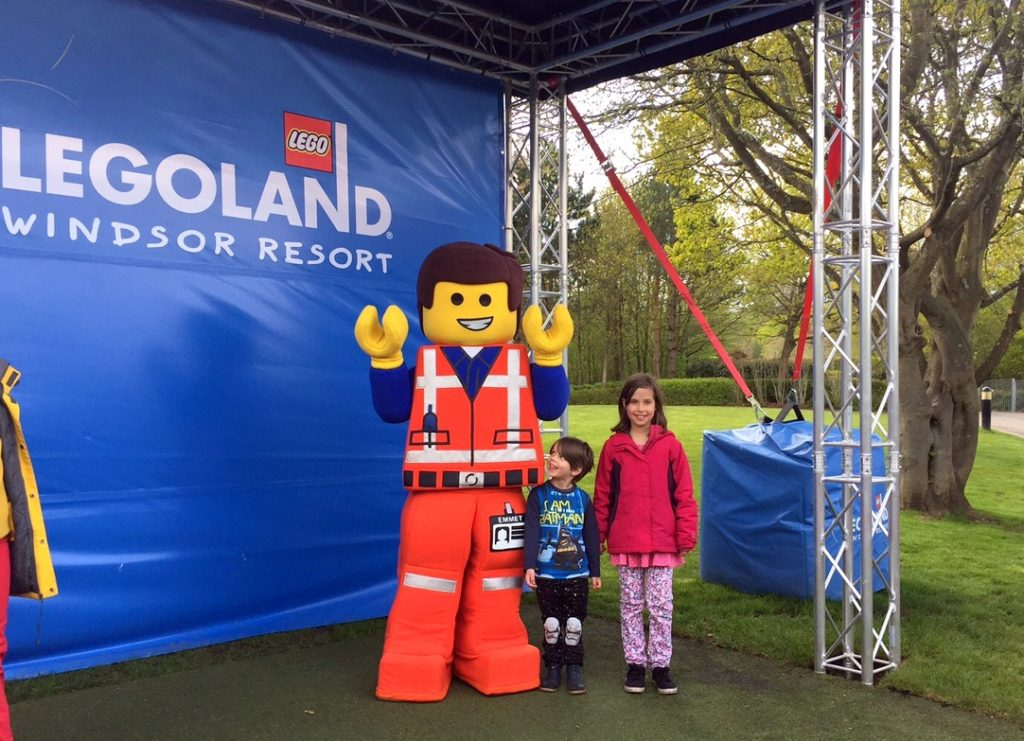 Hooray for Legoland