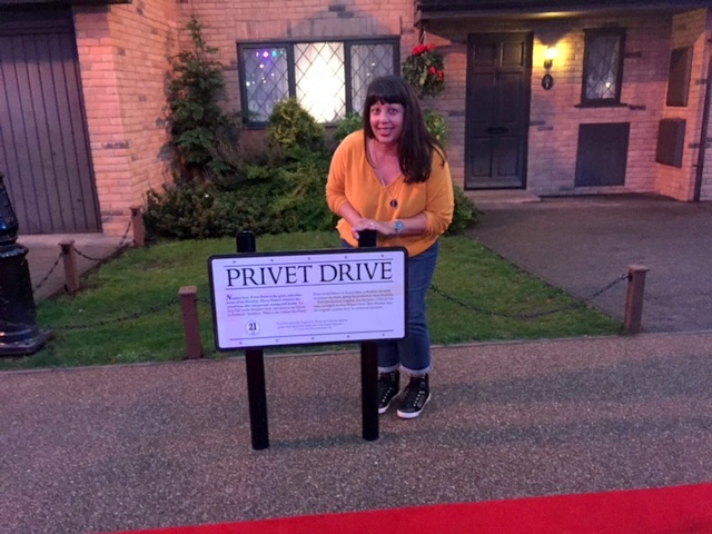 Harry Potter and the Opening of #4 Privet Drive