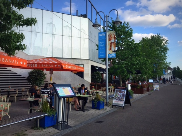 Riverside Dining in Kingston