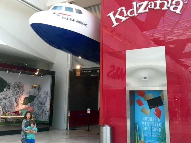 Mission Deli at Kidzania