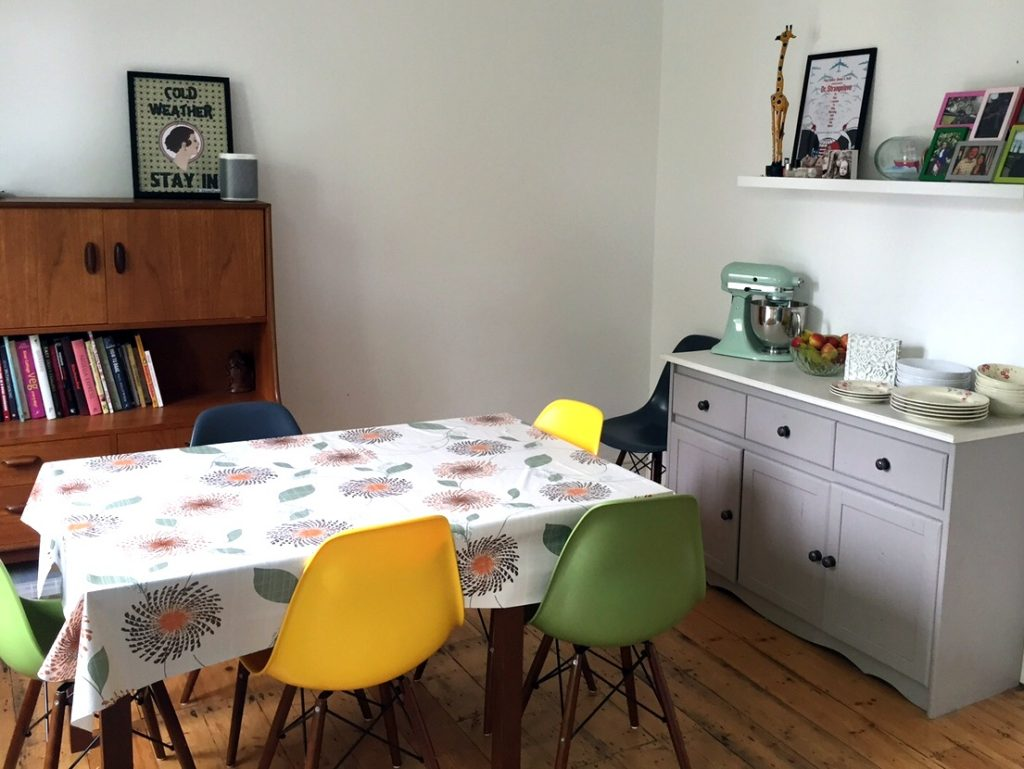 Updating the Kitchen with New Dining Chairs