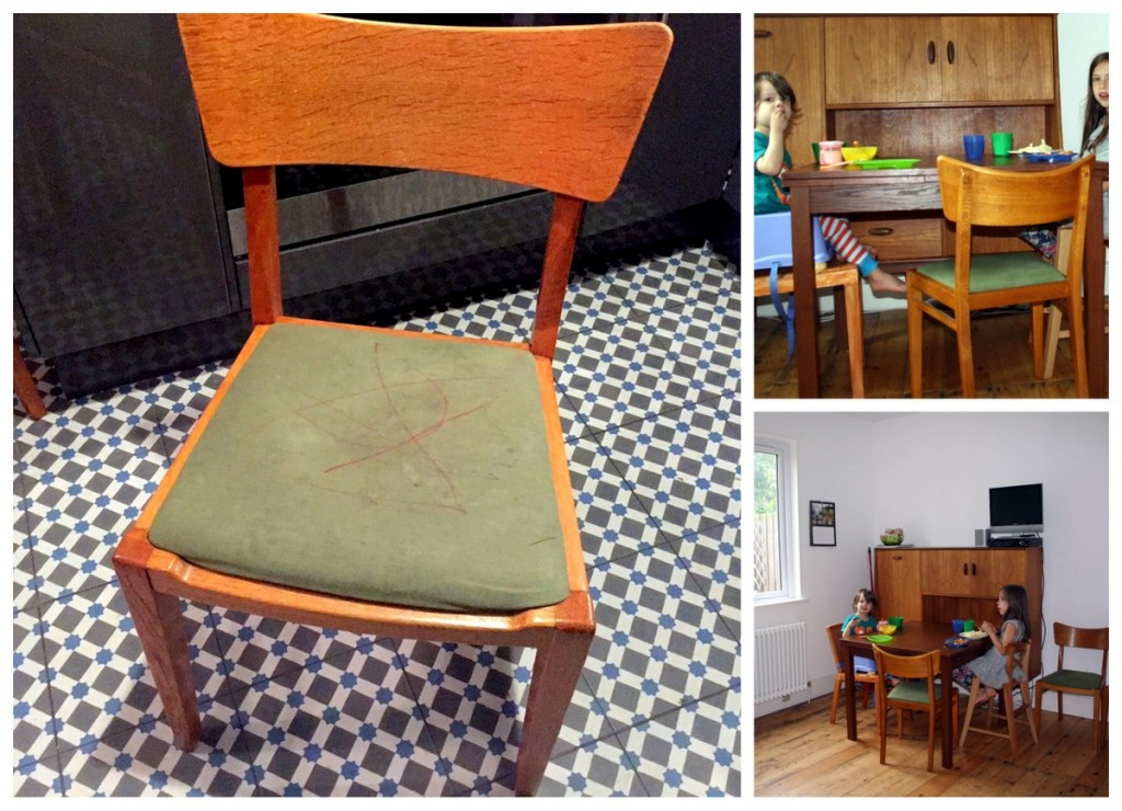 Mid-century Modern Dining Chairs