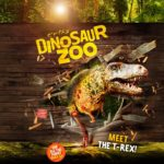 Dinosaur Zoo at the Rose Theatre (Giveaway)