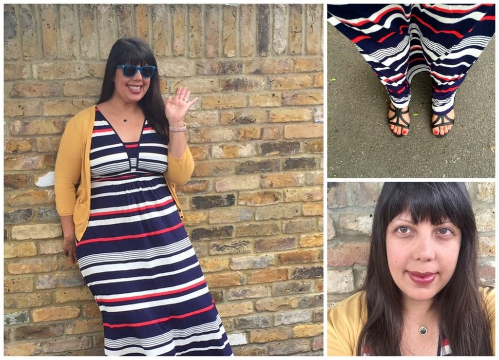 Maximising Style With A Maxi-Dress