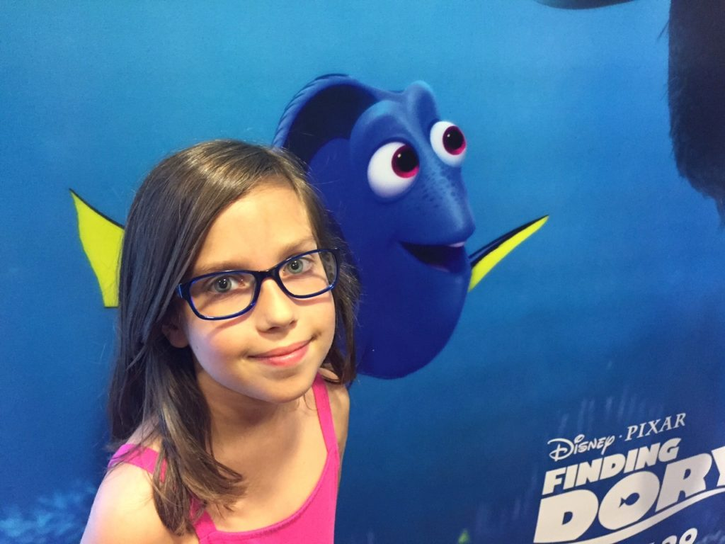 Finding Dory at SpecSavers