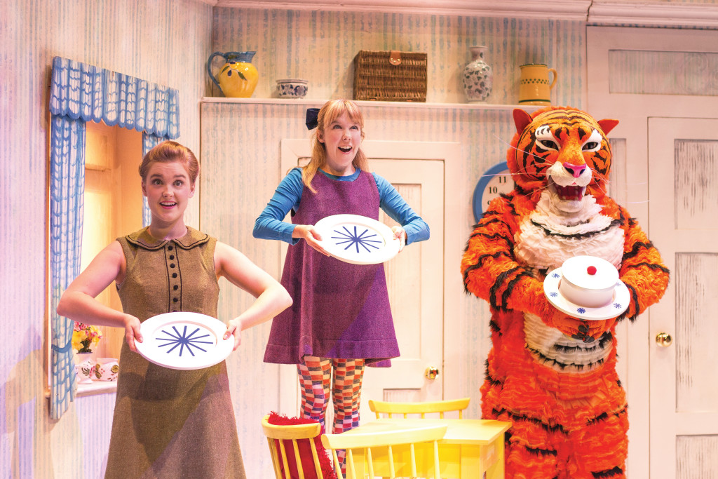 The Tiger Who Came to Tea - Live