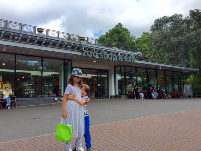 A Day At The Zoo With Greggs