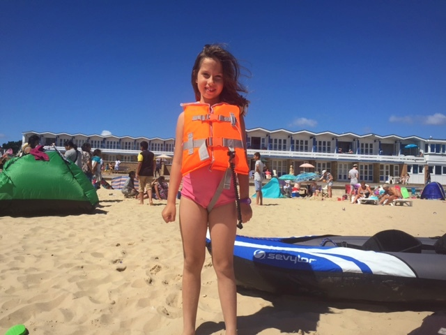 Fun In The Sun at Sandbanks
