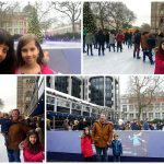 Ice-skating, Dinosaurs & New Winter Coats