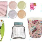 Pastel Kitchen Wishlist