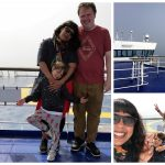 Sailing to France on Brittany Ferries